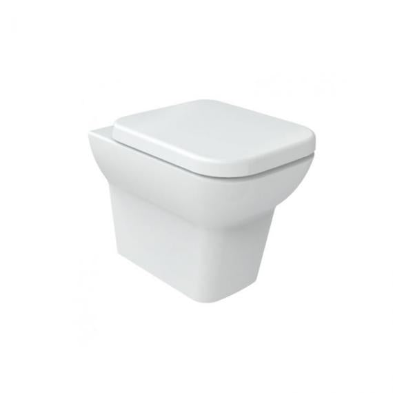Pura Suburb Back to Wall Toilet with Soft Close Seat