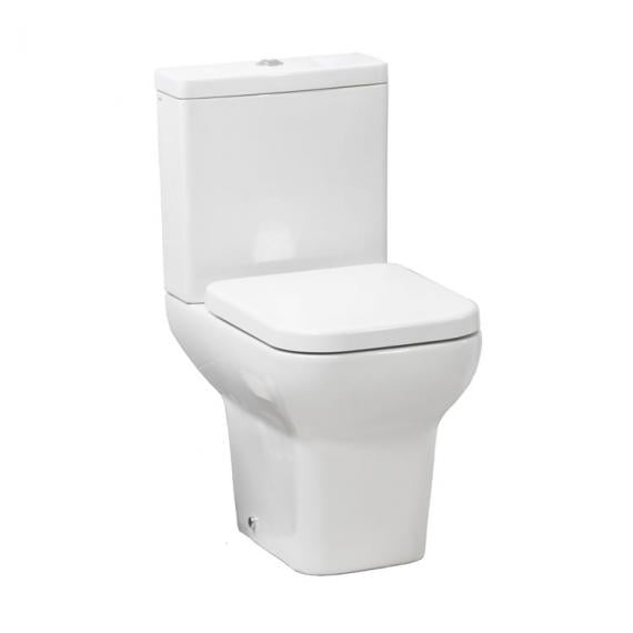 Pura Suburb Close Coupled Toilet with Soft Close Seat