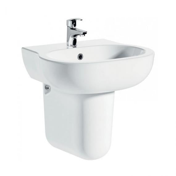Pura Urban 450mm Basin & Semi Pedestal