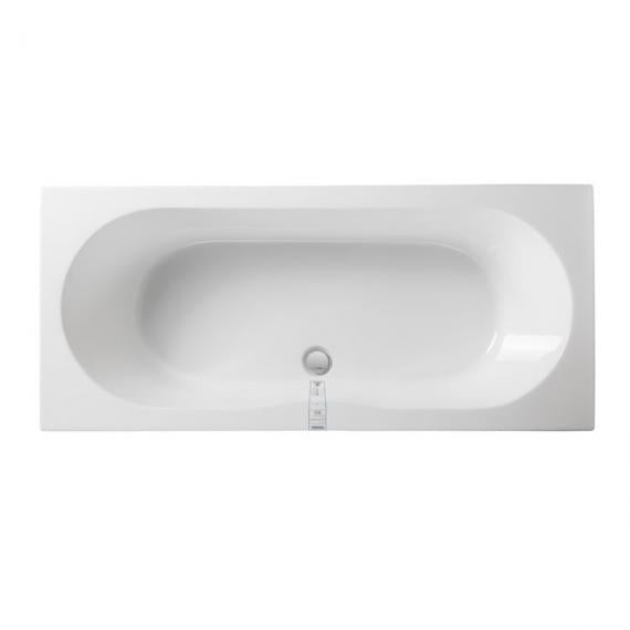 Pura Wave Eco 1700 x 750mm Double Ended Bath