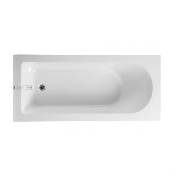 Pura Wave Eco 1700 x 700mm Single Ended Bath