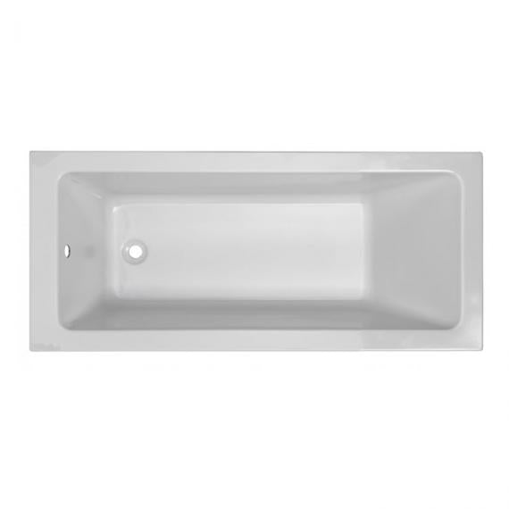 Pura Bloque 1300 x 700mm Single Ended Bath