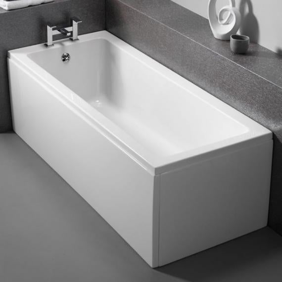 Pura Bloque 1600 x 700mm Single Ended Bath