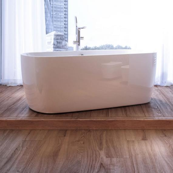 Pura Platto 1700mm Freestanding Bath