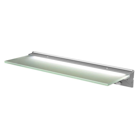 Hudson Reed Glass Shelf with LED Light (500 x 135mm) - SE30156W0