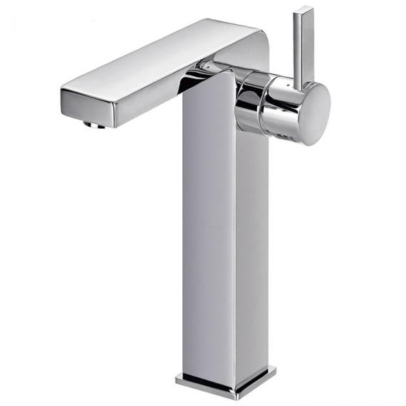 Flova STR8 Tall Basin Mixer Inc Waste