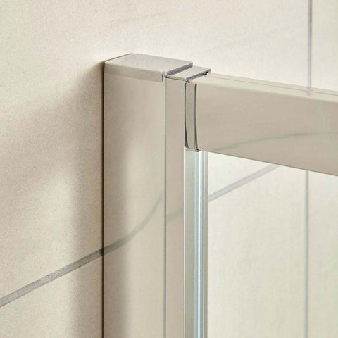 Hudson Reed Apex Sliding Shower Door Only - Various Size Options