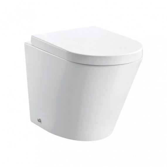 Pura Arco Back To Wall Toilet & Seat