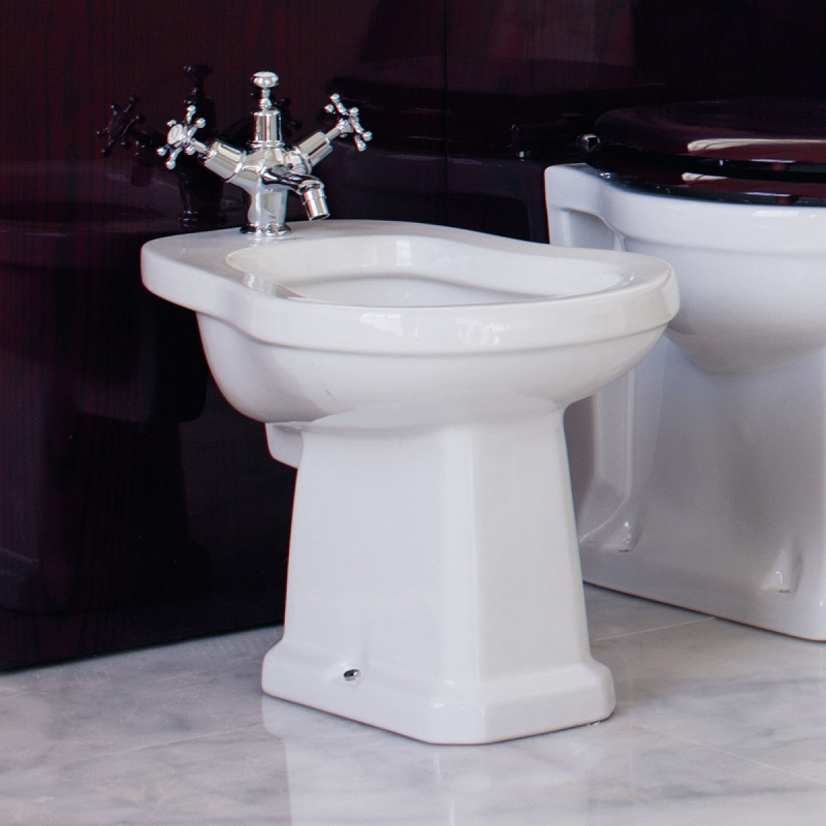 BURLINGTON FLOOR STANDING BIDET
