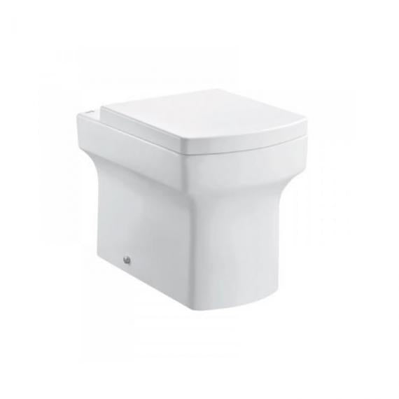 Pura Dekka Back To Wall Toilet & Seat