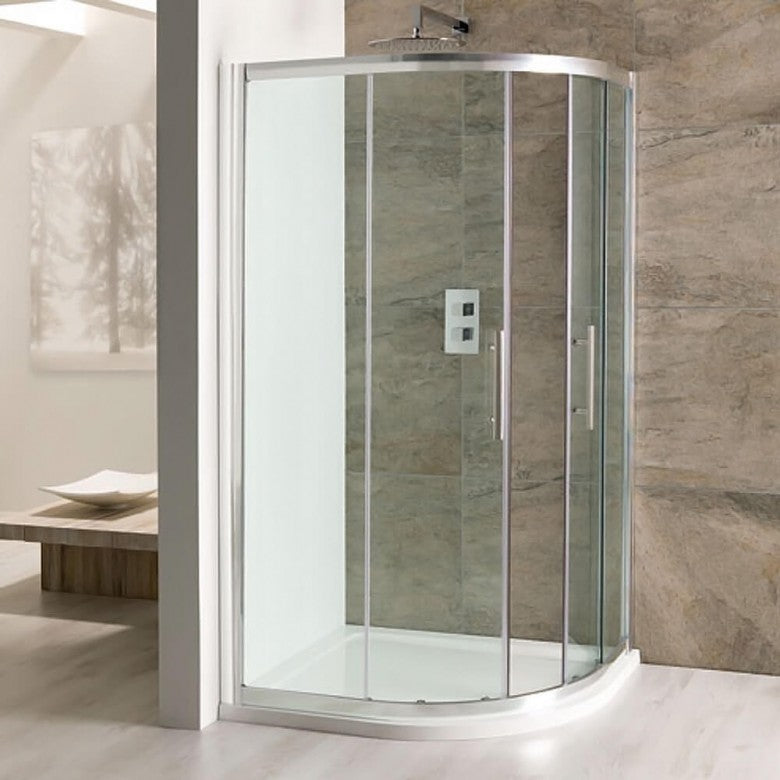 Eastbrook Volente Offset Quadrant Shower Enclosure
