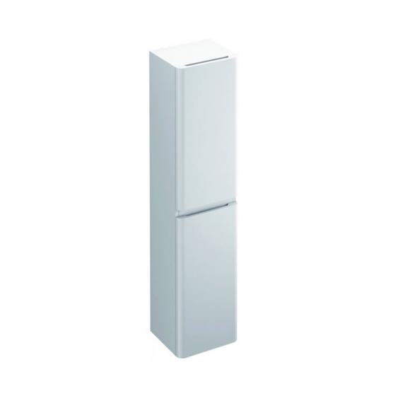 Pura Flite 1700mm White Gloss Tall Storage Unit