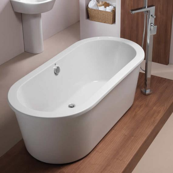 Pura Arco 1700mm Double Ended Freestanding Bath