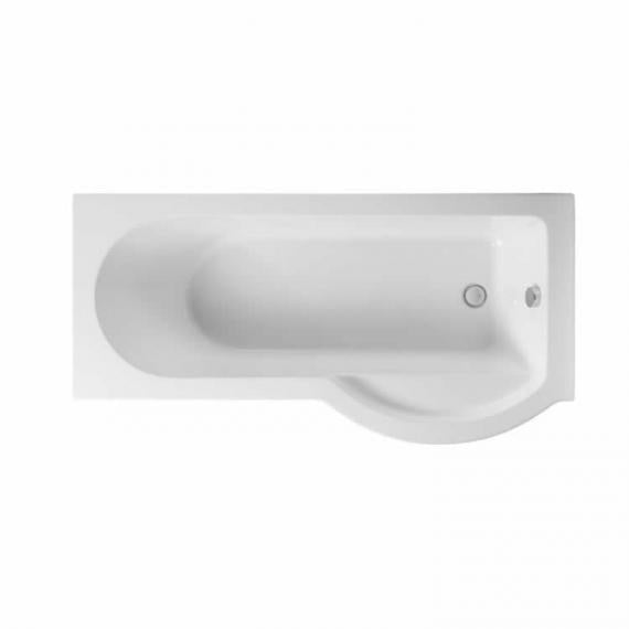Pura Arco 1700mm Right Hand Shower Bath