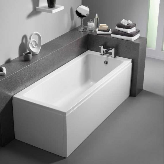Pura Bloque 1700 x 700mm Single Ended Bath