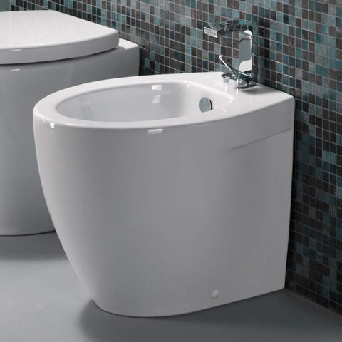 Saneux Poppy Back to Wall Bidet