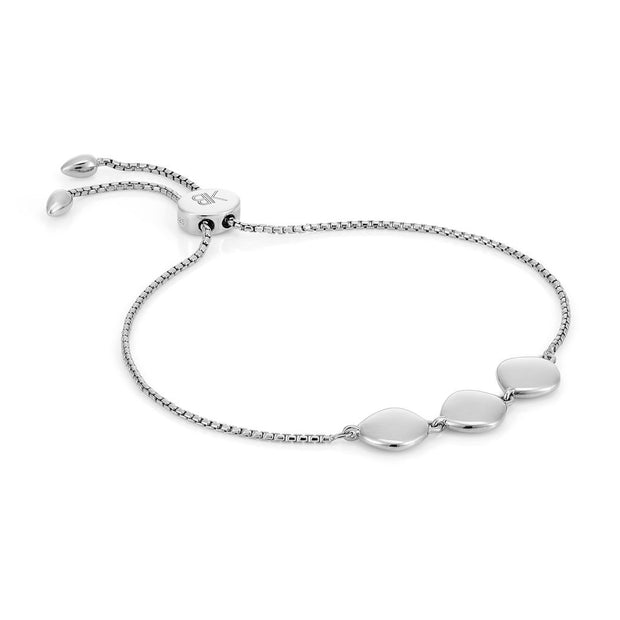 Lena Sterling Silver Pebble Bracelet