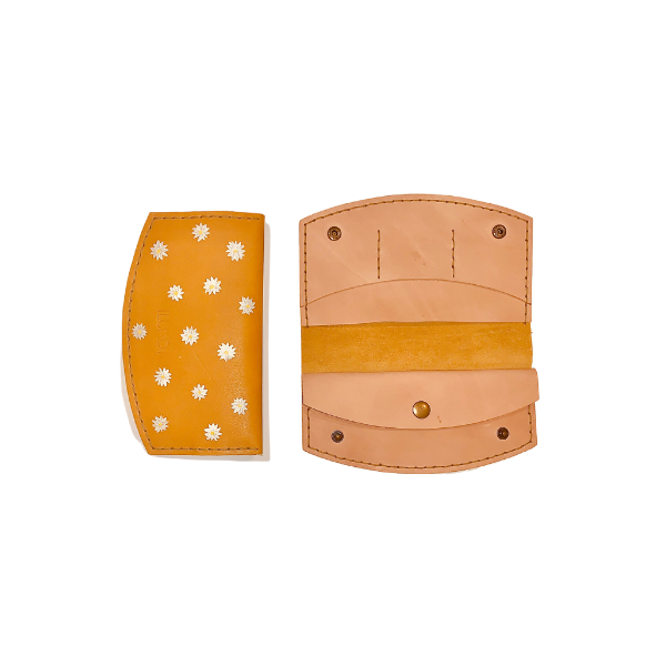 Marigold Daisy Rumi Purse - LOVE DOT, Inc.