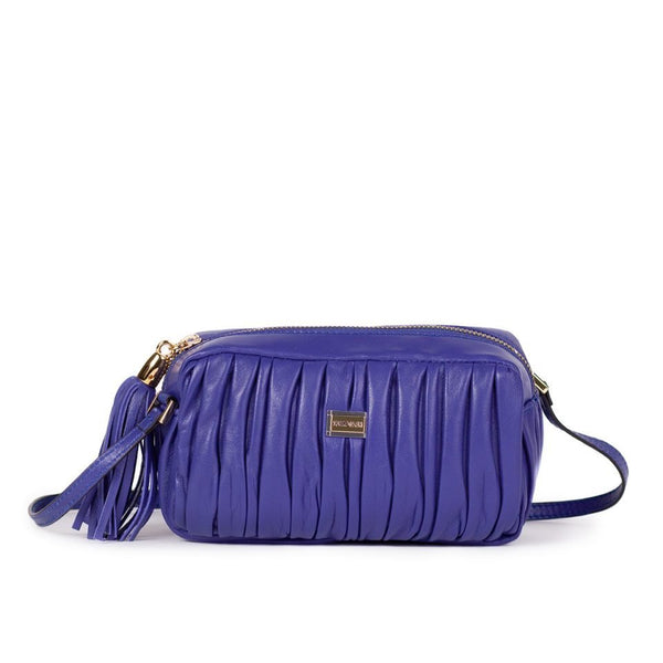 Blue Softissima Crossbody - LOVE DOT, Inc.