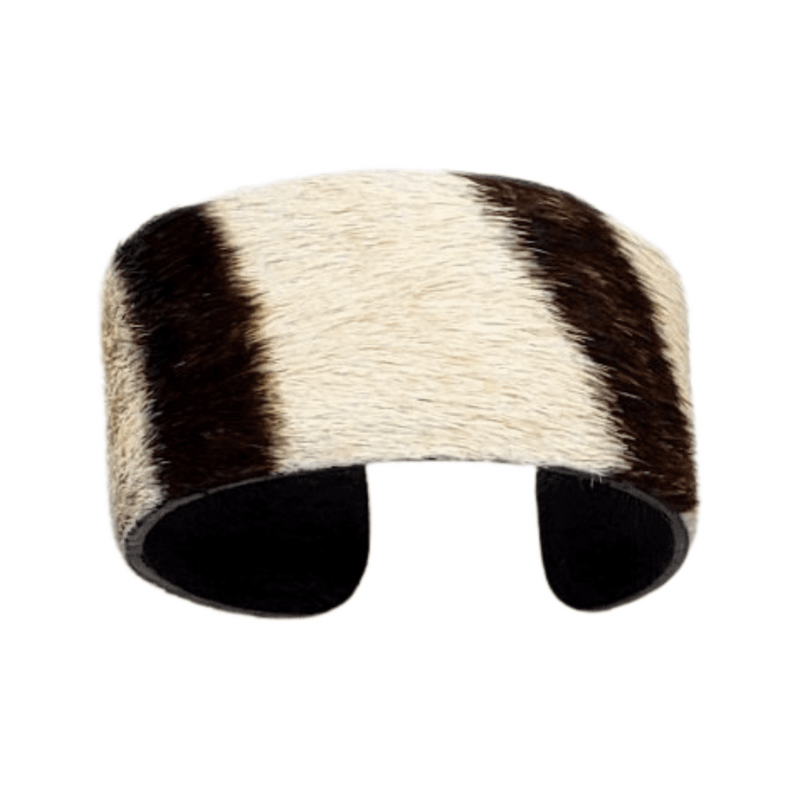 Zebra Cuff - LOVE DOT, Inc.