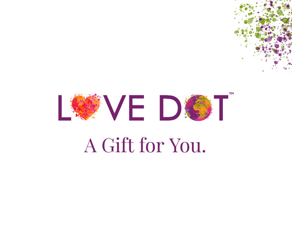 Gift Card - LOVE DOT, Inc.