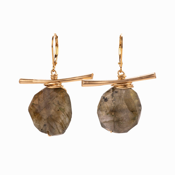 Calathia Earrings - LOVE DOT, Inc.
