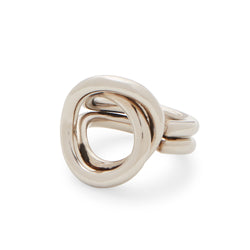 Linea Ring (silver) - LOVE DOT, Inc.