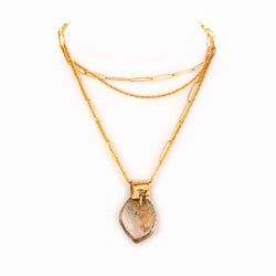 Maldives Necklace - LOVE DOT, Inc.