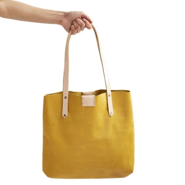 Marigold Soft Tote - LOVE DOT, Inc.