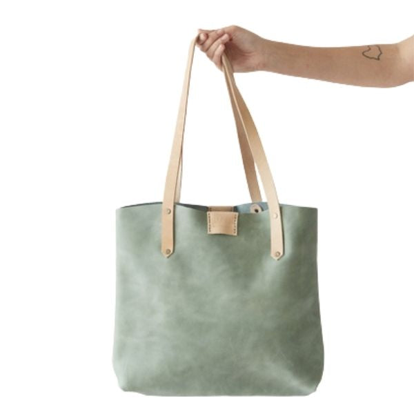 Sage Soft Tote - LOVE DOT, Inc.