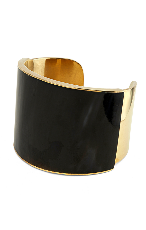Sana Horn Cuff - LOVE DOT, Inc.
