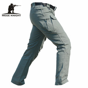 men cargo pants IX7 military trousers