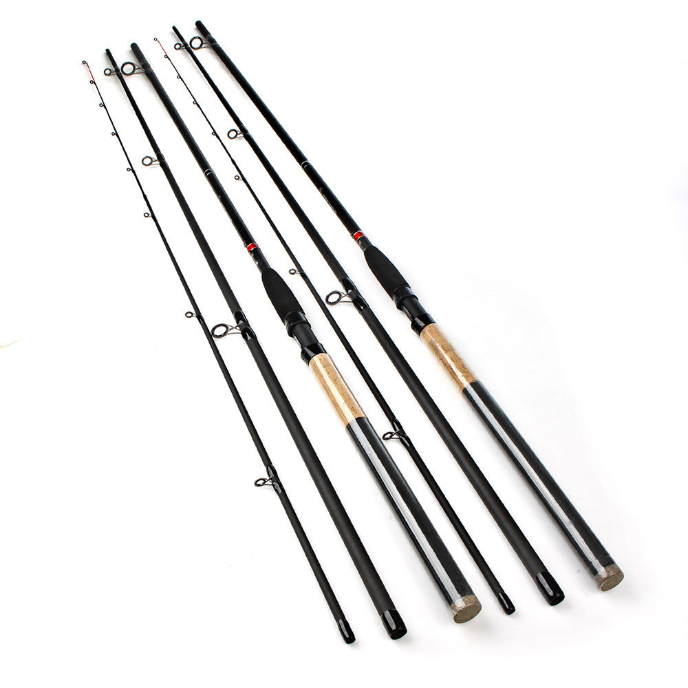 FISHIKING Feeder High Carbon Super Power 3 Sections