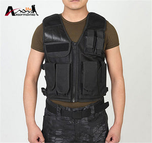 Body Armor Sports Wear Breathable Hunting Swat Vest
