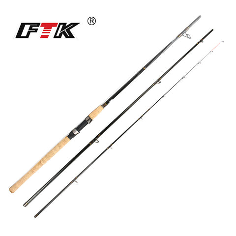 FTK  Feeder High Carbon Super Carp  3 Sections