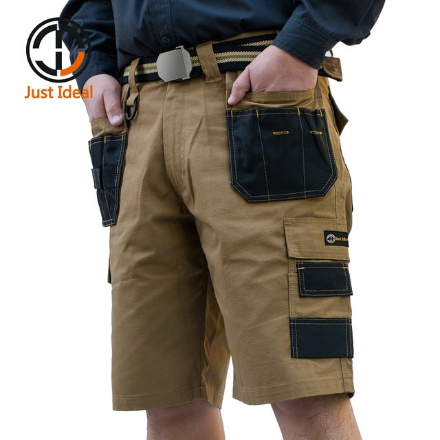 2018 Men Tactical Shorts Military Oxford Waterproof Rip Stop Short