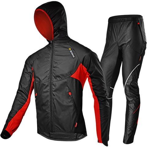 SOBIKE Men's Sportswear Running Suit