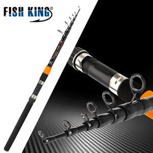Fish King Telescopic feeder rodExtra Heavy Fishing Feeder Rods