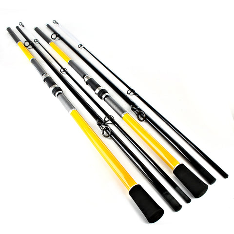 FISHKING 99% Carbon 3 Section  Fishing Rod