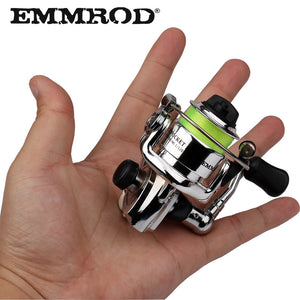 EMMROD HOT Mini100 Pocket Spinning Fishing Reel