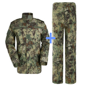 Camouflage Set Shirt Pants