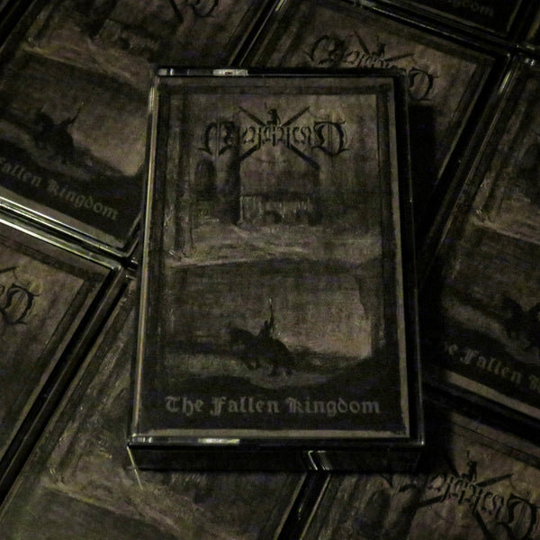 "[SOLD OUT] MURGRIND ""The Fallen Kingdom"" Cassette Tape"
