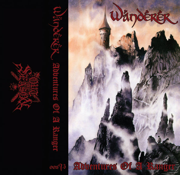"WANDERER ""Adventures of a Ranger"" Cassette Tape"