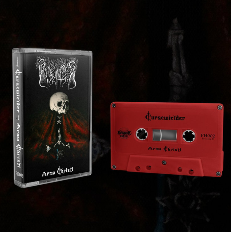 "[SOLD OUT] CURSEWEILDER ""Arma Christi"" Cassette Tape"