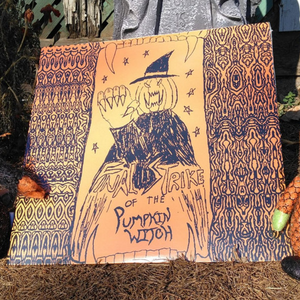 "PUMPKIN WITCH ""Final Strike of the Pumpkin Witch"" 2xLP [Color, Gatefold, 300]"