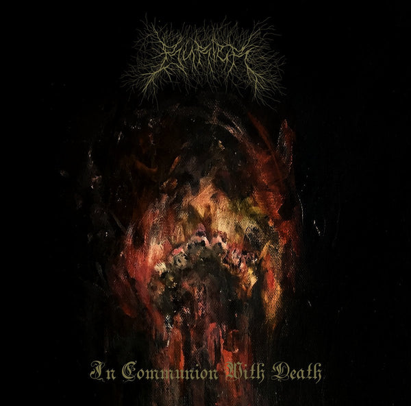 "BURIER ""III (In Communion With Death)"" CD"