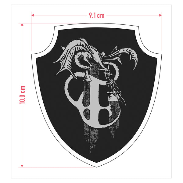 "[SOLD OUT] THANGORODRIM ""Crest"" Patch"