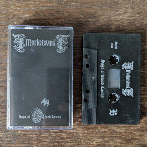 "[SOLD OUT] MORKETSVIND ""Saga of Blood Lands"" Cassette Tape"
