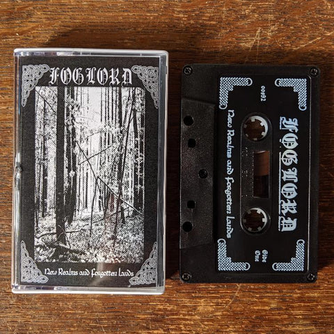 "FOGLORD ""New Realms and Forgotten Lands"" Pro-Tape"