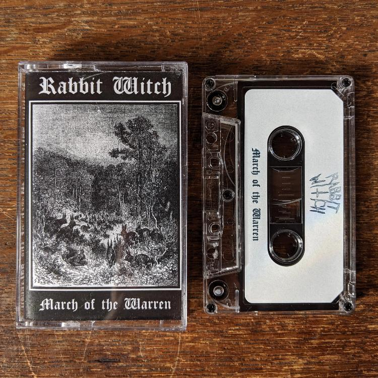 "RABBIT WITCH  ""March of the Warren"" Tape"